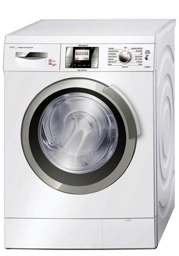 Bosch WAS28840GB 8Kg 1400 Spin A+++ i-Dos Washing Machine - White