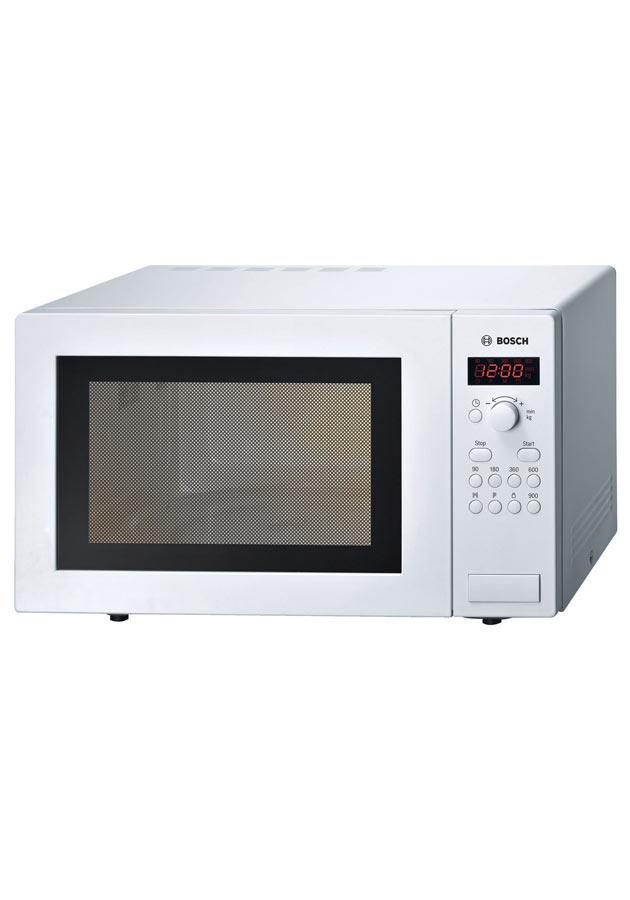 Bosch Serie 4 HMT84M421B 25L 900W Microwave Oven