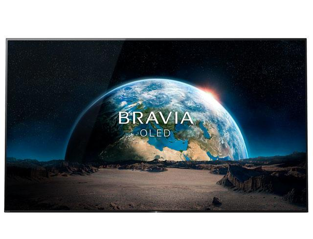 Sony BRAVIA OLED KD65A1 65 inch OLED 4K Ultra HD HDR Smart Android TV