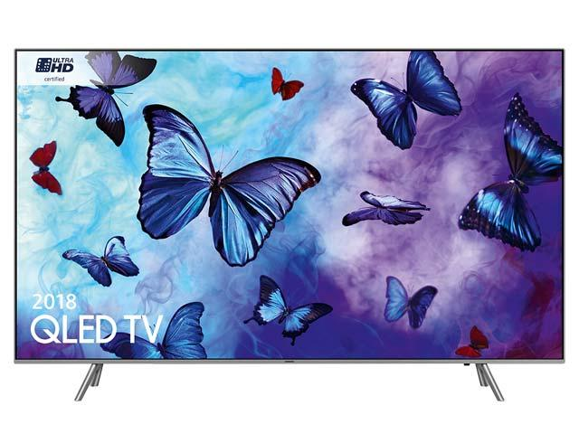Samsung QE75Q6FN 75 inch QLED Ultra HD Premium HDR 1000 Smart TV