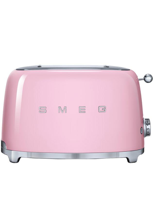 TSF01PKUK Retro 2 Slice Toaster  Pink