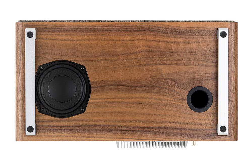 Ruark Audio R5 High Fidelity Music System CD, DAB, Bluetooth in Rich Walnut Veneer