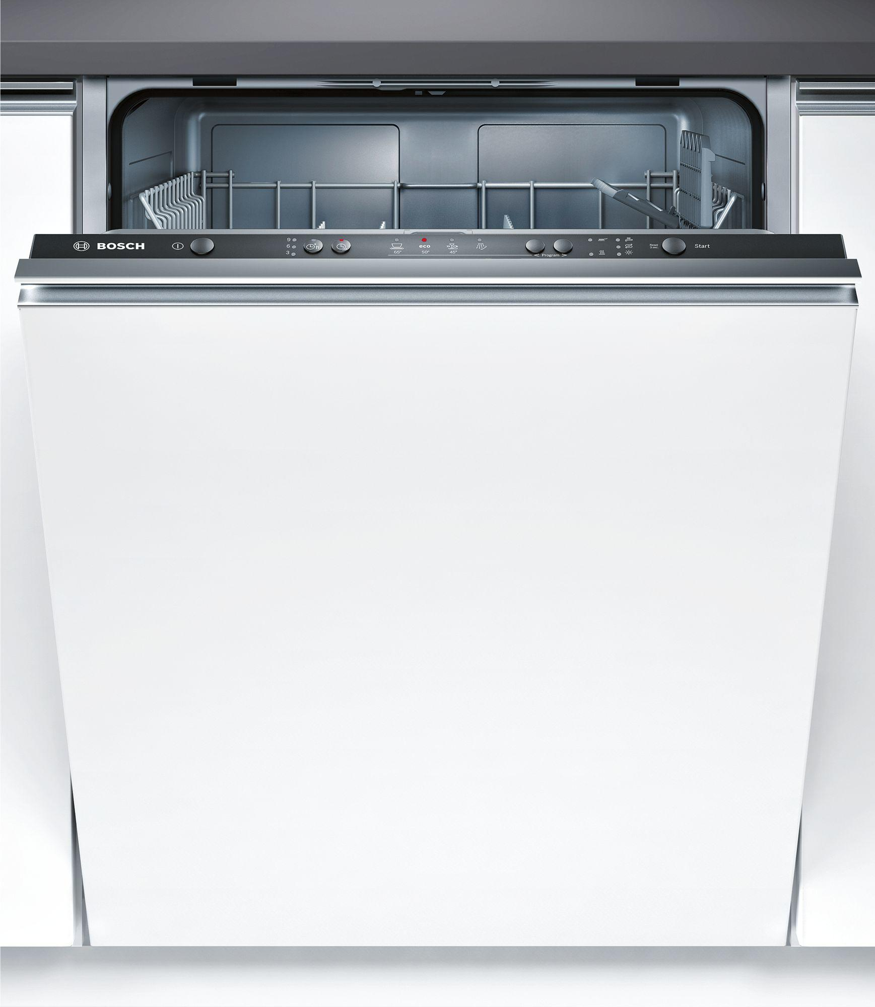 Bosch SMV40C40GB 60cm A+ Integrated Dishwasher - White