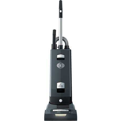 Sebo Automatic X7 Pro ePower Upright Vacuum Cleaner - Dark Grey
