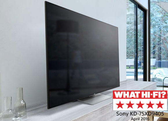 "Sony KD75XD9405BU 75"" 4K HDR Ultra HD LED TV"