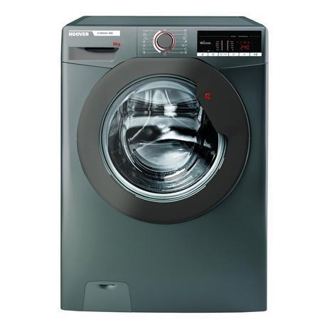 Image of H3W58TGGE 8kg 1500 Spin Washing Machine - Graphite