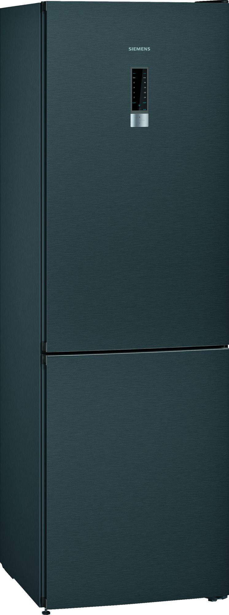 Image of iQ300 KG36NXXDC 60cm 324 Litre Frost Free Fridge Freezer | Black