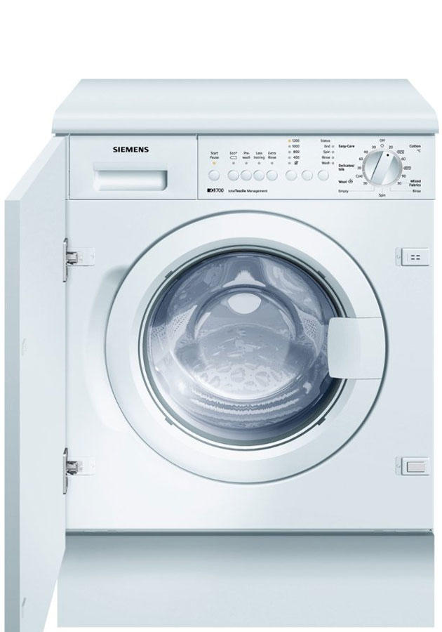 WI12S141GB 7Kg 1200 Spin Integrated Washing Machine