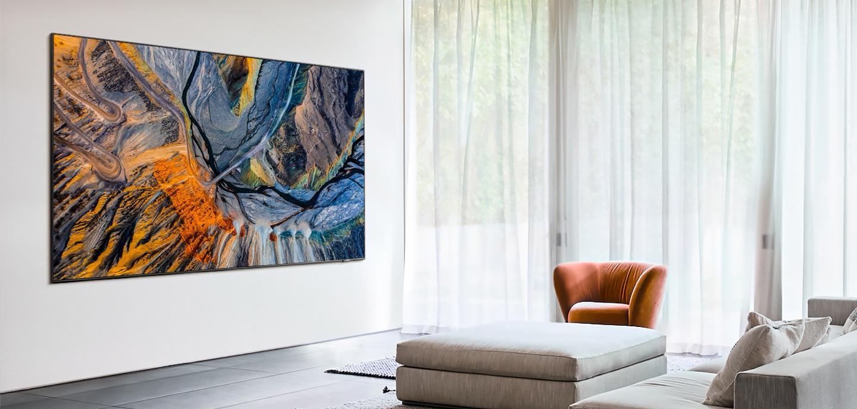 Samsung Neo QLED TV home environment