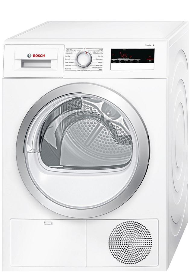 bosch serie 4 wtn85200gb wtn85200 7kg condenser tumble dryer. Black Bedroom Furniture Sets. Home Design Ideas