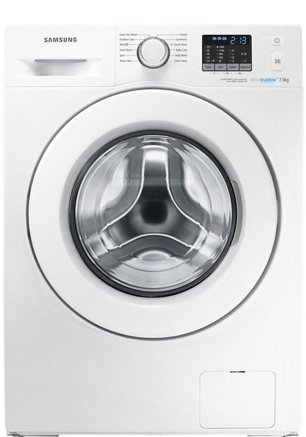 Samsung WF70F5E0W4W 7Kg 1400 Spin Washing Machine