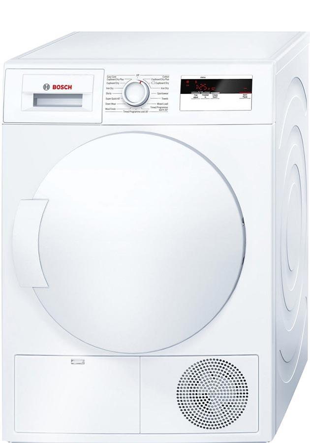 Bosch WTH83000GB 8Kg Heat Pump Condenser Tumble Dryer