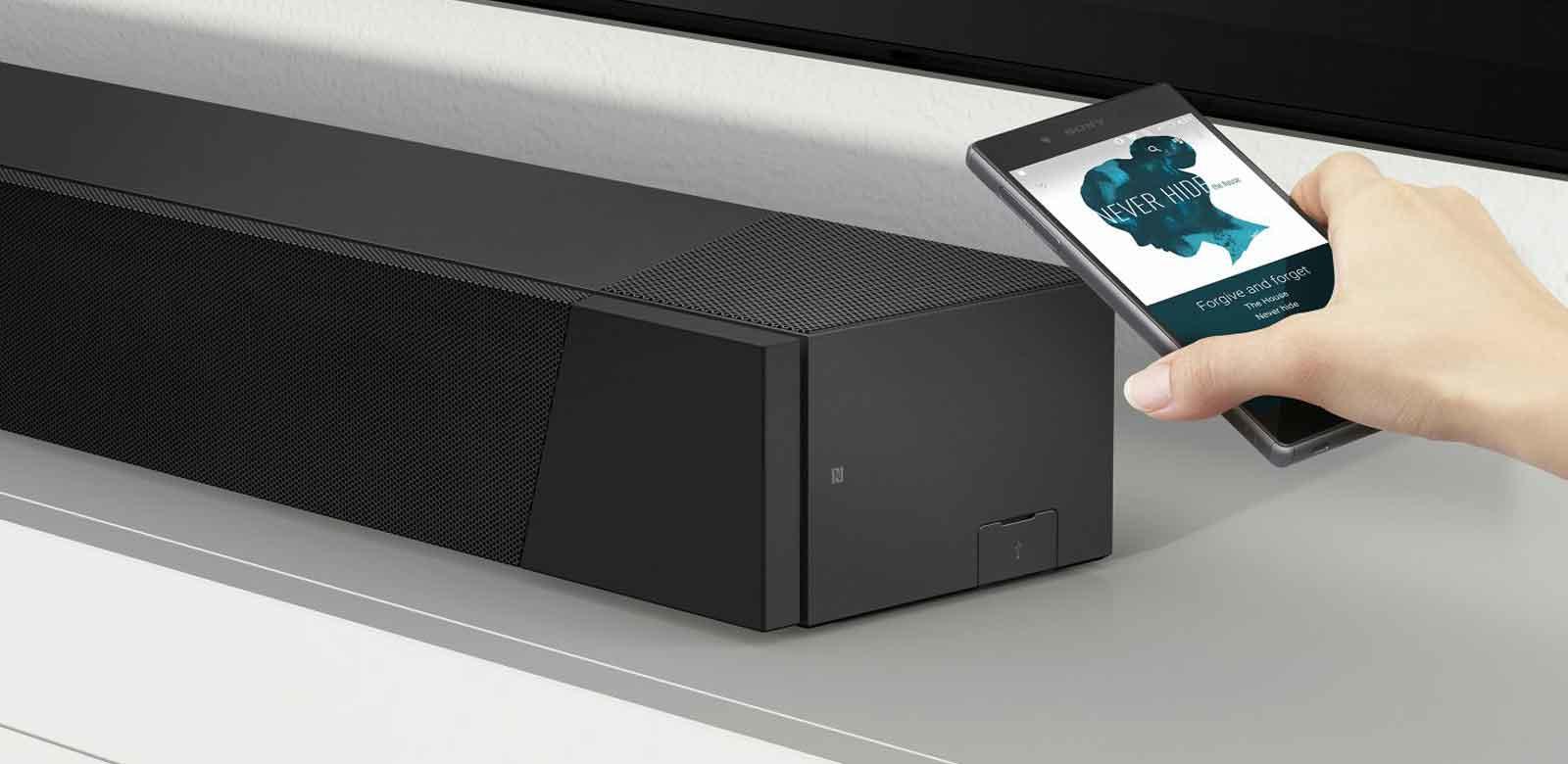 Sony HT-ST5000 Dolby ATMOS Sound Bar