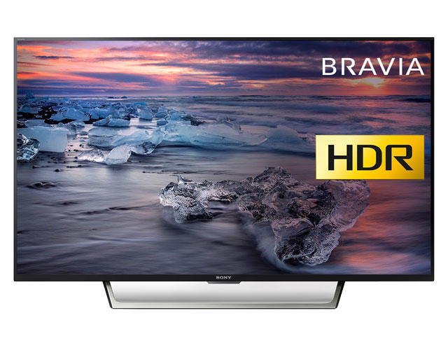 "Sony BRAVIA KDL49WE753 49"" Full HD HDR LED Smart TV"