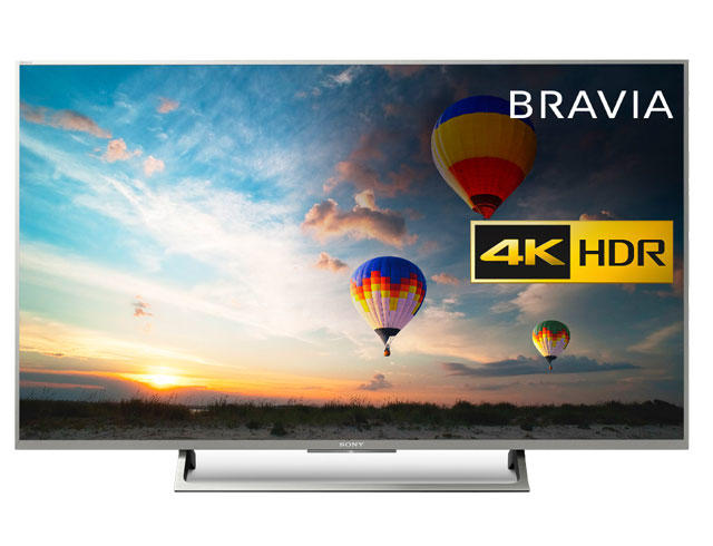 "Sony BRAVIA KD43XE8077 43"" Android 4K HDR Smart LED TV"