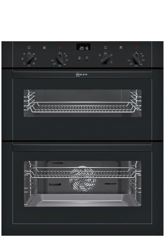 Neff U17M42S5GB Built-In Electric Double Oven