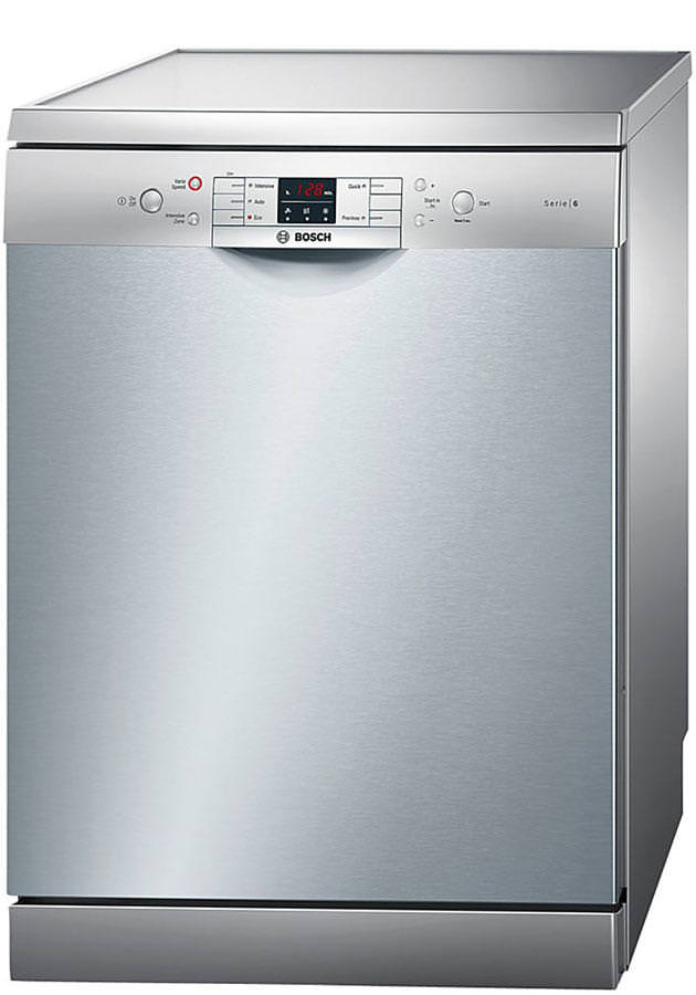 Bosch SMS53M08UK 60cm Freestanding Dishwasher