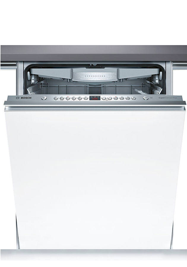 Bosch SMV69P15GB 60cm Integrated Dishwasher