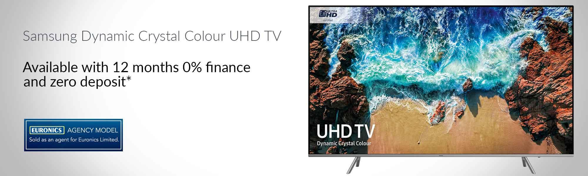 Samsung UE82NU8000 82 inch 4K Ultra HD HDR 1000 Smart LED TV