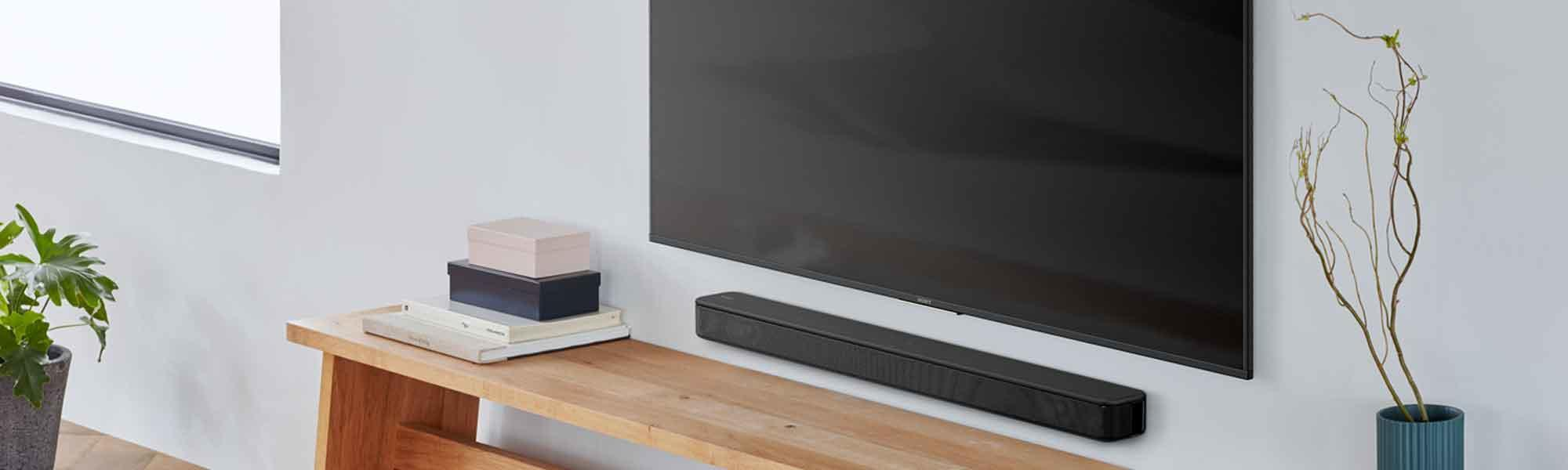 Sony HT-SF150 Sound Bar 2.0 30w Bluetooth Sound Bar