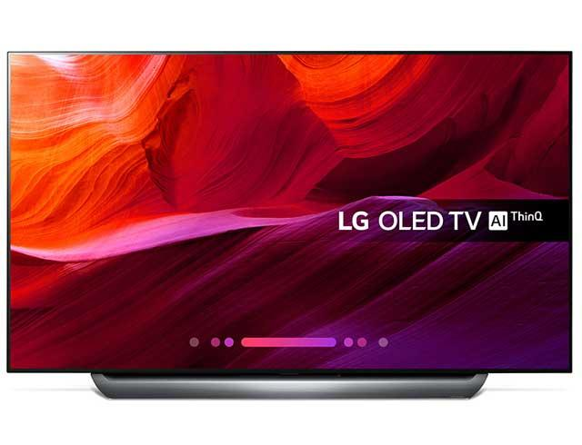 LG OLED77C8 77 inch OLED 4K Ultra HD Premium Smart TV