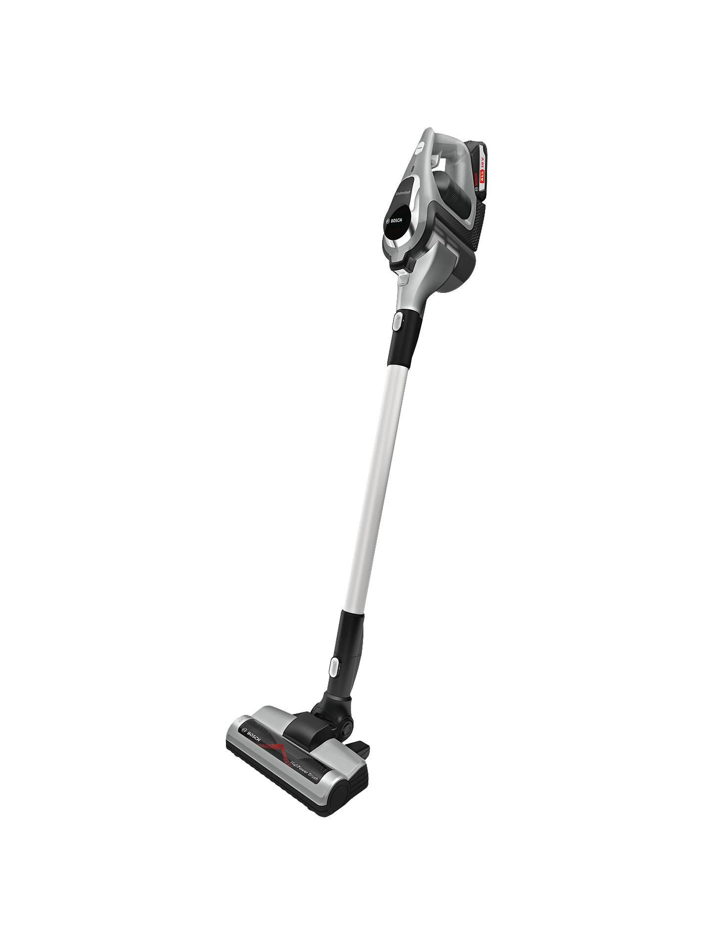 Bosch Unlimited BCS111GB Cordless Upright Stick Vacuum Cleaner