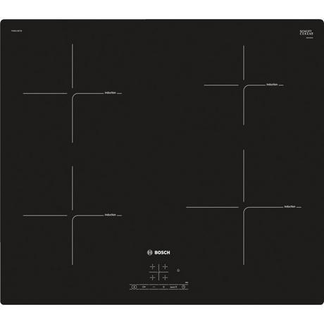 Bosch ​PUE611BF1B 60cm 4 Zone Induction Electric Hob