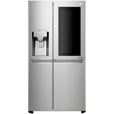 LG GSX961NSVZ InstaView Door-in-Door™ American Style Fridge Freezer