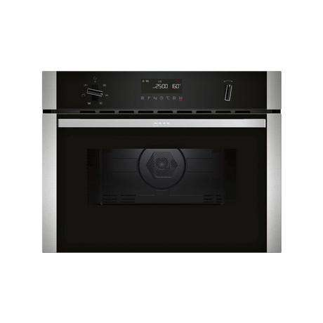 Neff N50 C1AMG84N0B 44 Litre Built-In Combination Microwave - Stainless Steel