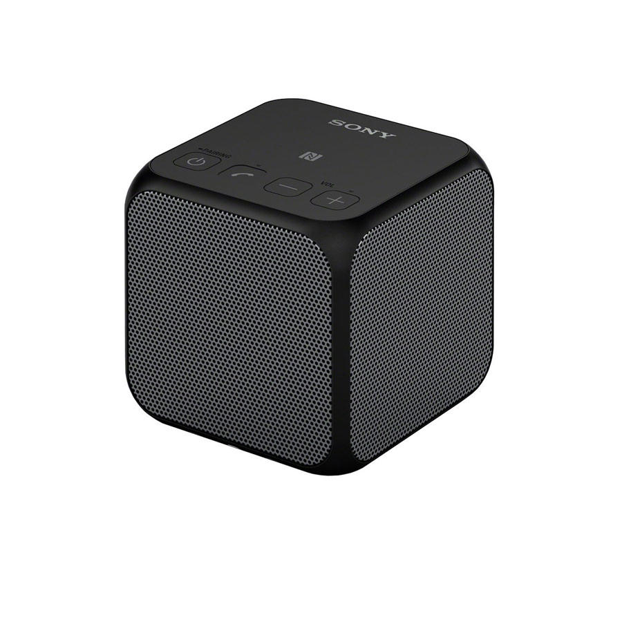 Sony SRS-X11 Black Portable Wireless Speaker with Bluetooth