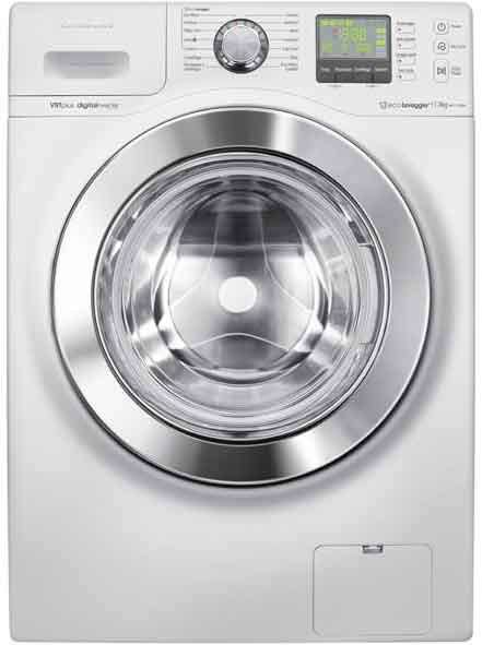 Samsung ​WF906U4SAWQ 9Kg 1400 Spin Washing Machine