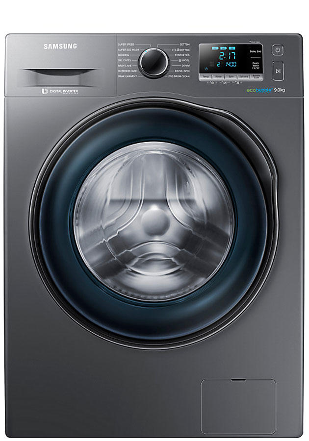 Samsung WW90J6410CX 9Kg 1400 Spin Washing Machine