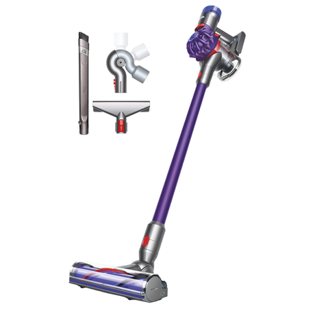Image of V7 Animal Cordless Vacuum Cleaner | 30 Minute Run Time | Purple