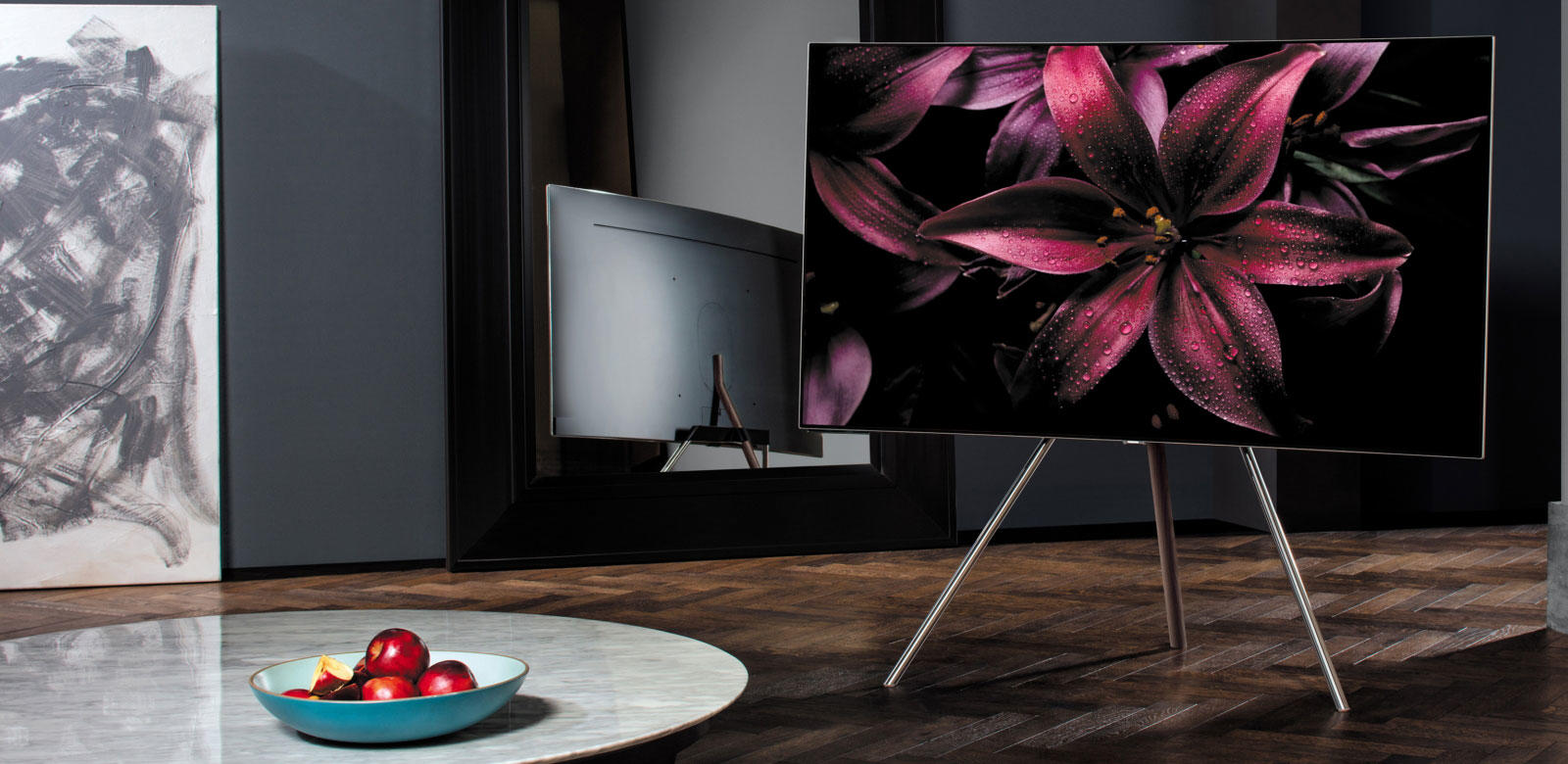 Samsung QLED V's OLED - What's the Difference