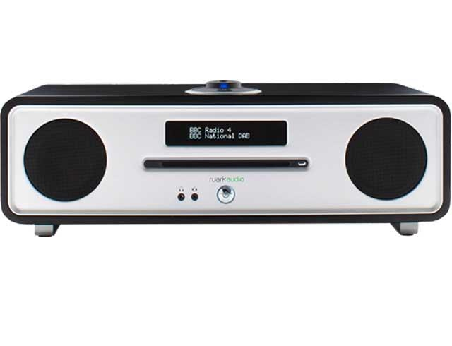 Ruark Audio R4 MK3 CD, DAB, Bluetooth Music System - Black
