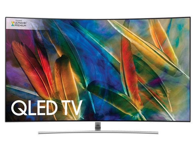 "Image of QE75Q8C 75"" Q8C Curved QLED HDR 4K TV"