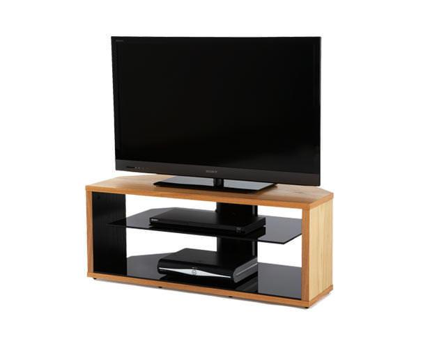 Off The Wall MONO 1000 OAK TV STAND