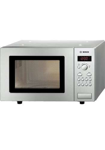 Bosch Serie 4 HMT75M451B 17L 800W Microwave Oven