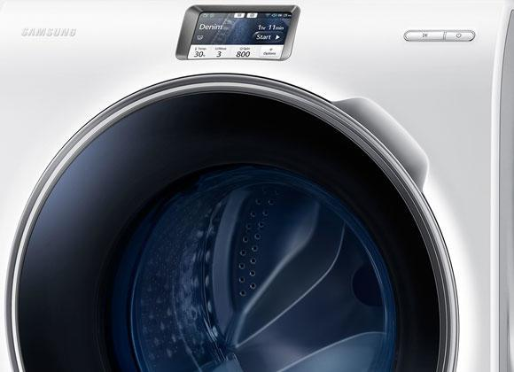 Samsung WW10H9600EW 10Kg 1600 Spin Washing Machine
