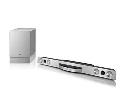 LG BB5521A 430W 4.1 Cinematic Soundbar & Blu-Ray Player
