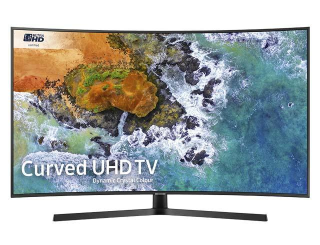 Samsung UE65NU7500 65 inch Curved 4K Ultra HD HDR Smart LED TV