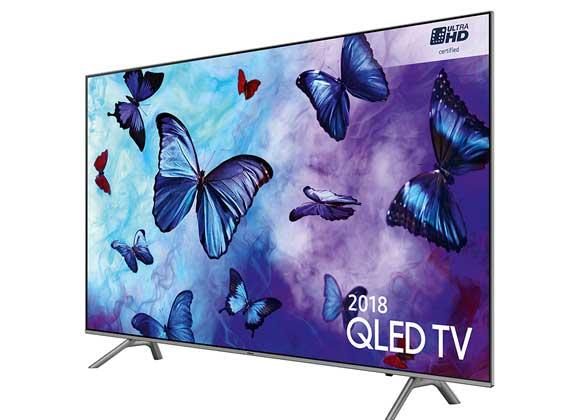 Samsung QE55Q6FN 55 inch QLED Ultra HD Premium HDR 1000 Smart TV