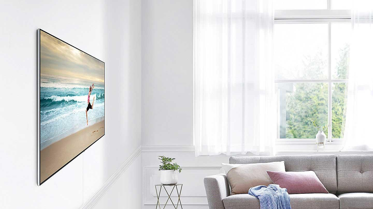 Samsung Qled No Gap Wall Mount 2018 Explained