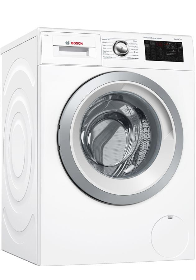 Bosch Serie 6 WAT286H0GB 9Kg 1400 Spin i-Dos Washing Machine