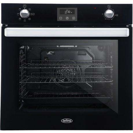 Belling BI602FPCTBLK Built In Electric Single Oven