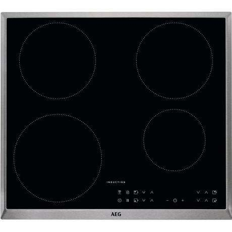 AEG IKB64301XB Electric Induction Hob | Black