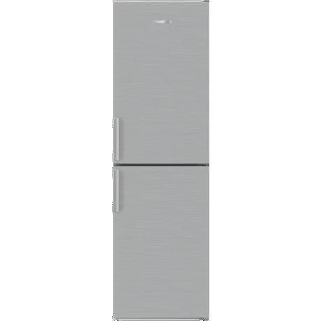 Image of KGM4553PS 55cm 290 Litre -15c Freezer Guard Frost Free Fridge Freezer   Stainless Steel