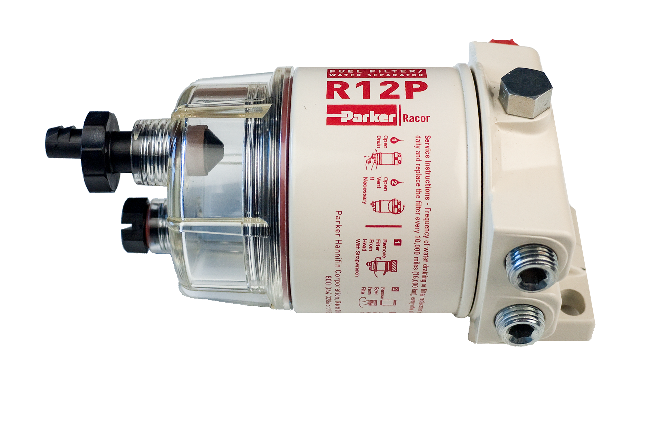 120AP Racor Fuel Filter/Water Separator