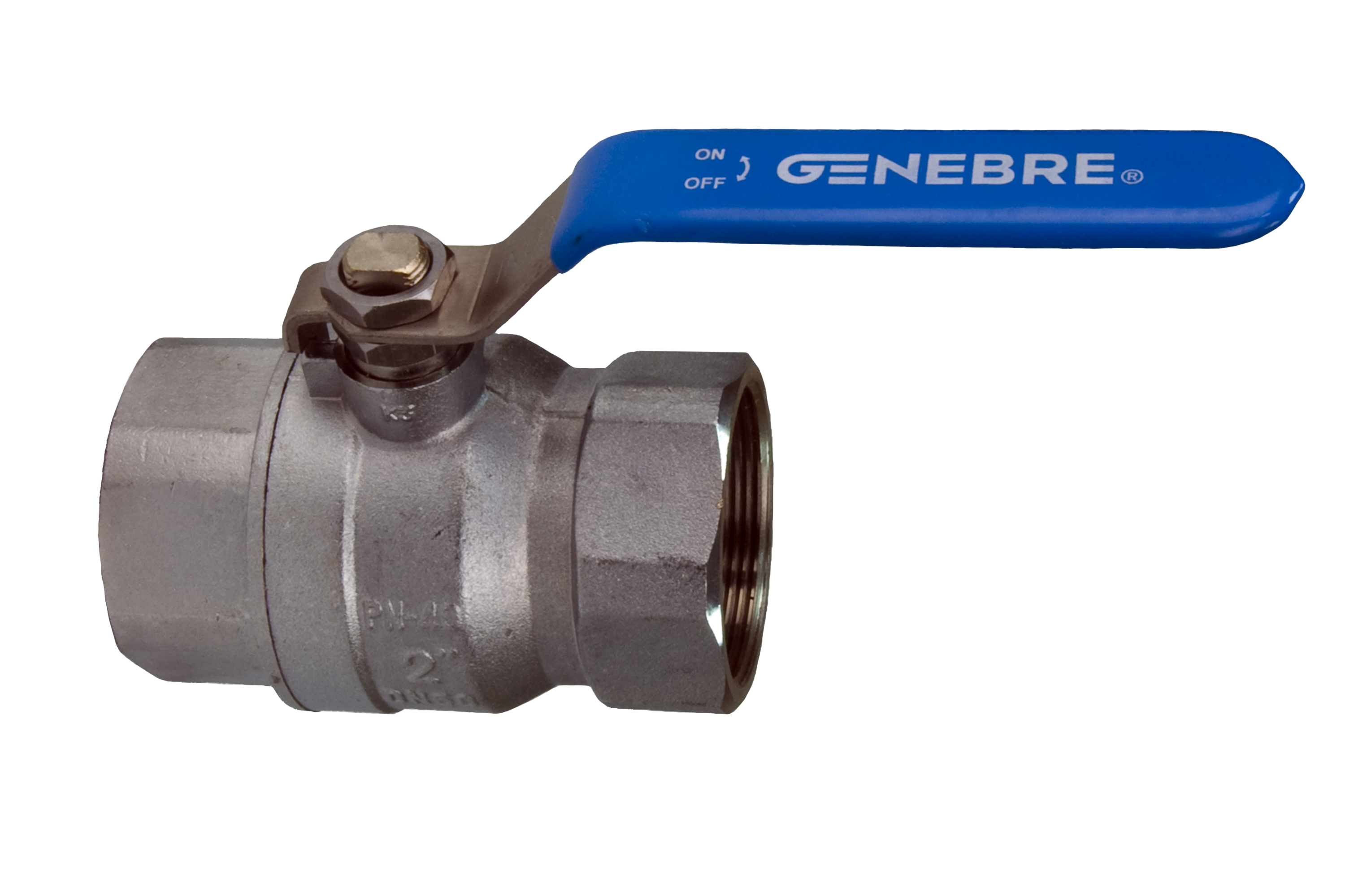 Stainless Steel Handle Brass Ball Valve