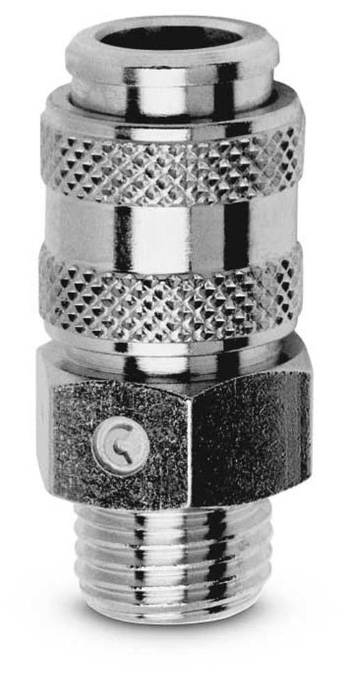 Pneumatic Quick Release Couplings